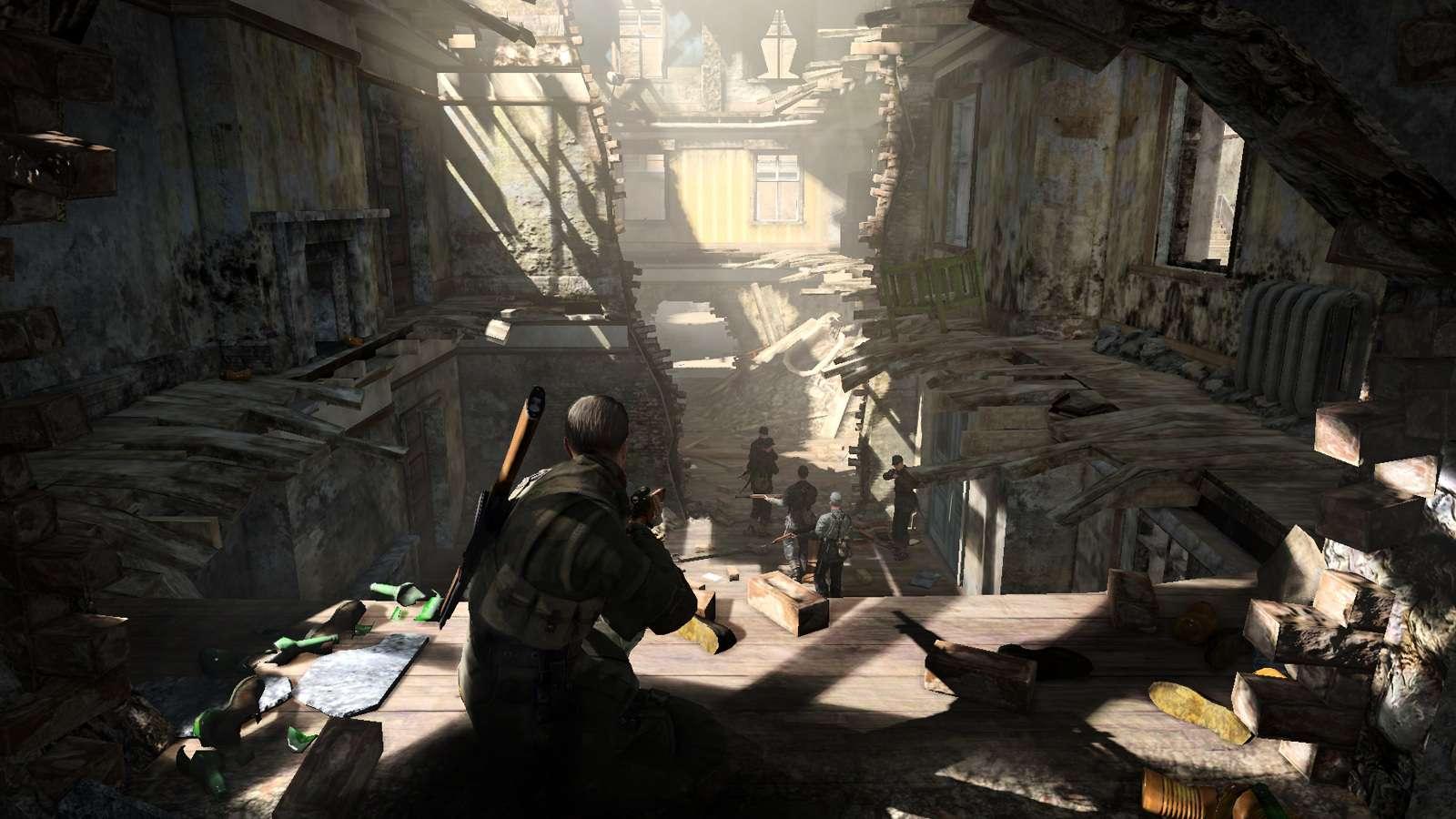 Sniper Elite 3 – aneb praskající bulvy!